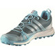 adidas TERREX Agravic GTX - Chaussures running Femme - gris/turquoise